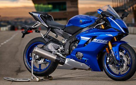Scheda tecnica Yamaha YZF-R6