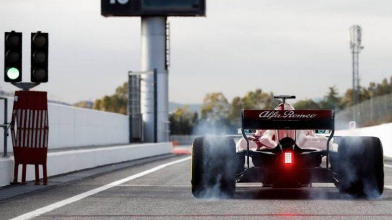 Formula 1 monoposto 2019