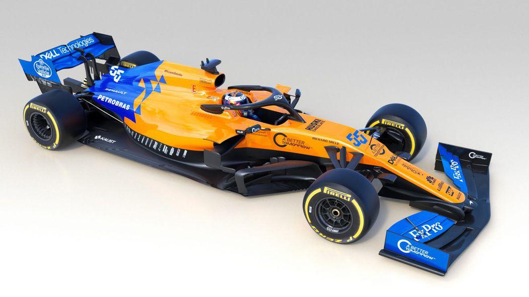 McLarenMCL34