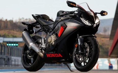 Scheda tecnica Honda CBR 1000RR