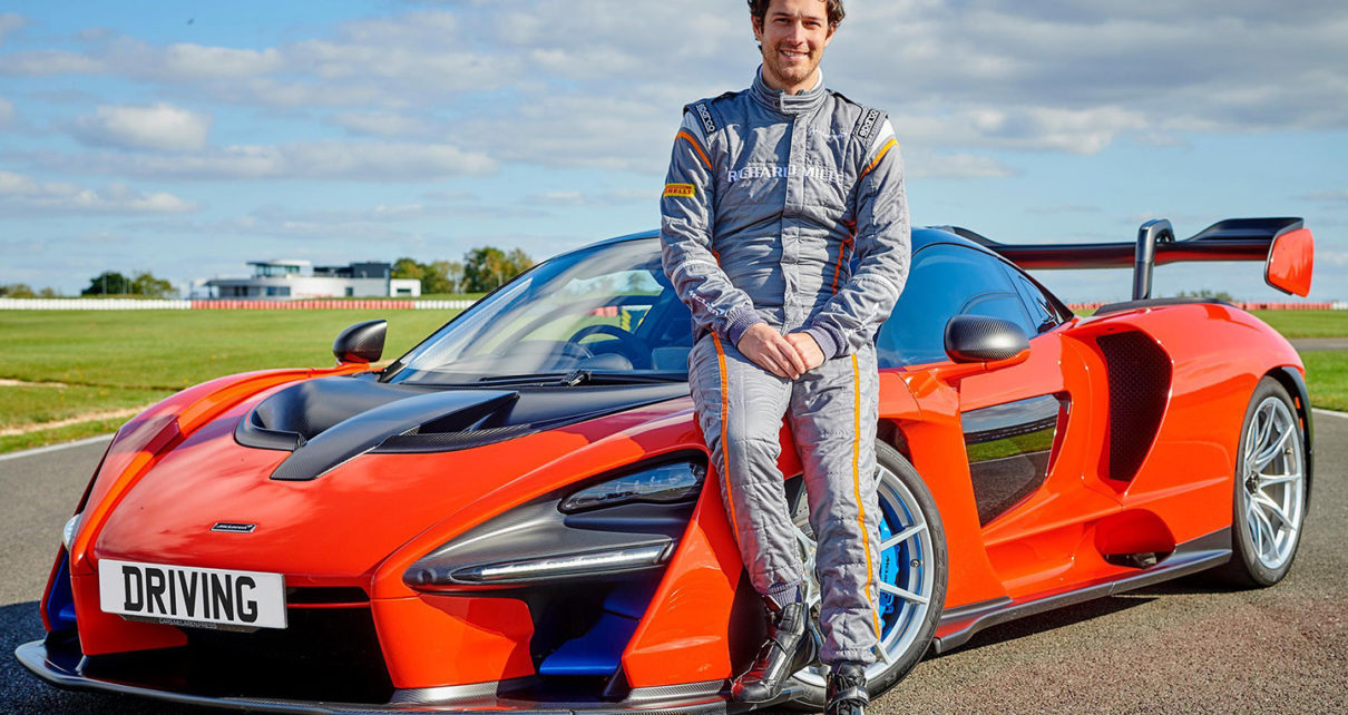 Intervista Bruno Senna