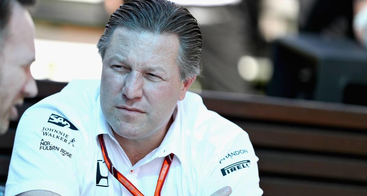 McLaren lascia la Formula 1