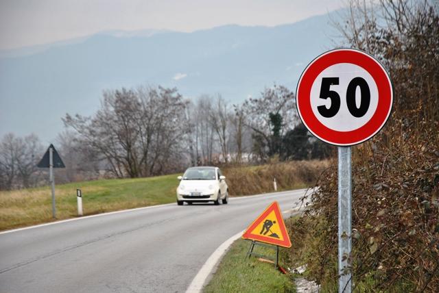 Limiti di velocità Italia
