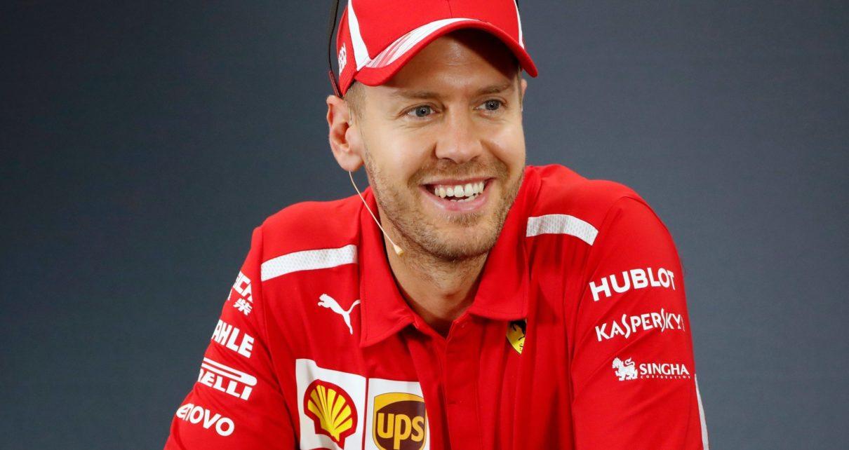 Vettel Gran Premio d'Australia