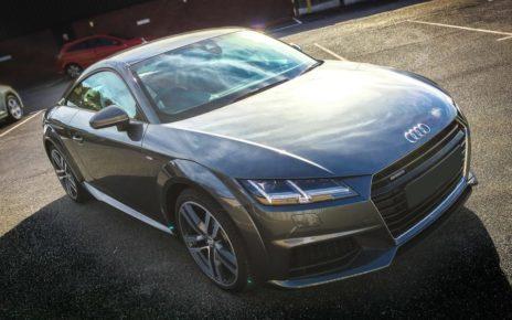 Audi TT elettrica
