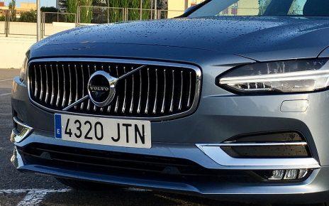 Limite velocità di Volvo