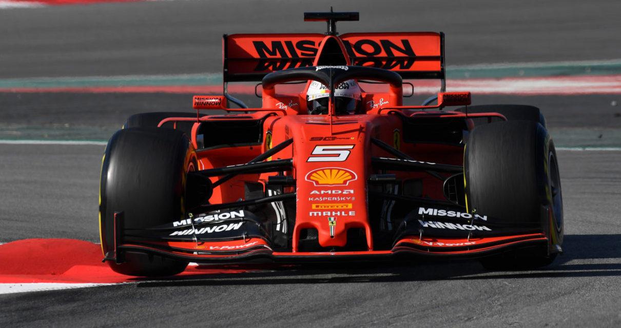 Vettel sul regolamento Formula 1