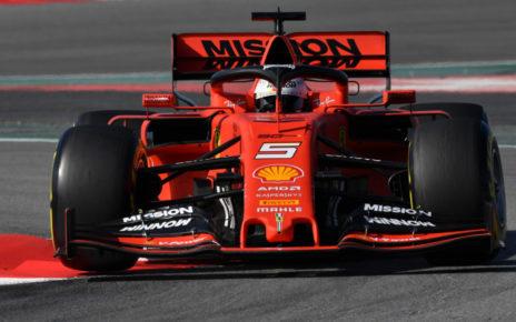 Prove libere Canada Formula 1