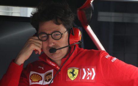 Ricorso Ferrari Vettel