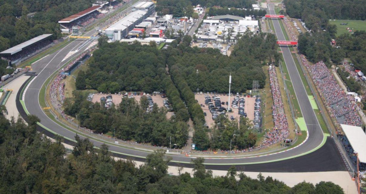 Formula 1 a Monza