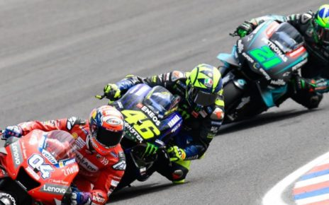 Prove libere MotoGP Austin