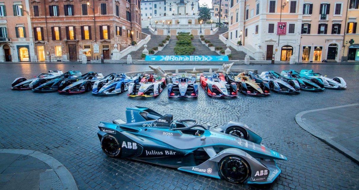 Qualifiche Formula E Roma