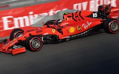Qualifiche GP Azerbaigian
