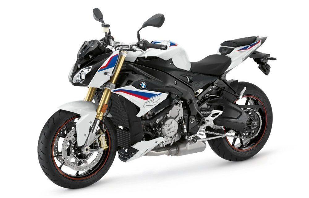 Scheda tecnica BMW S 1000 R