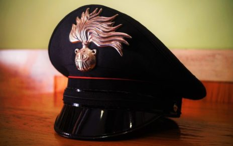 Yaris Ibride Carabinieri