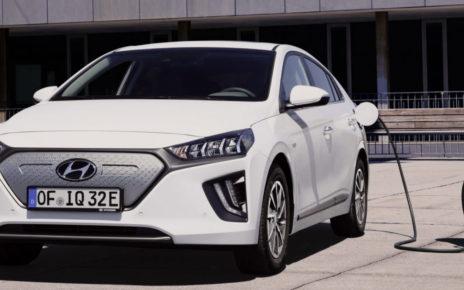 Aggiornamento Hyundai Ioniq
