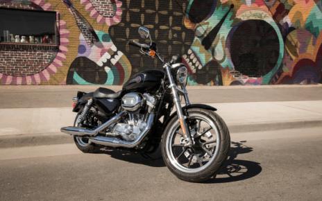 Scheda tecnica Harley-Davidson SuperLow