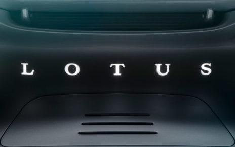 Nuovo logo Lotus