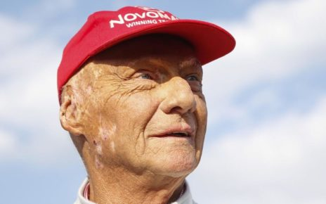 Morte Niki Lauda