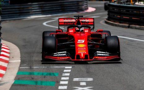 Qualifiche Formula 1 Monaco