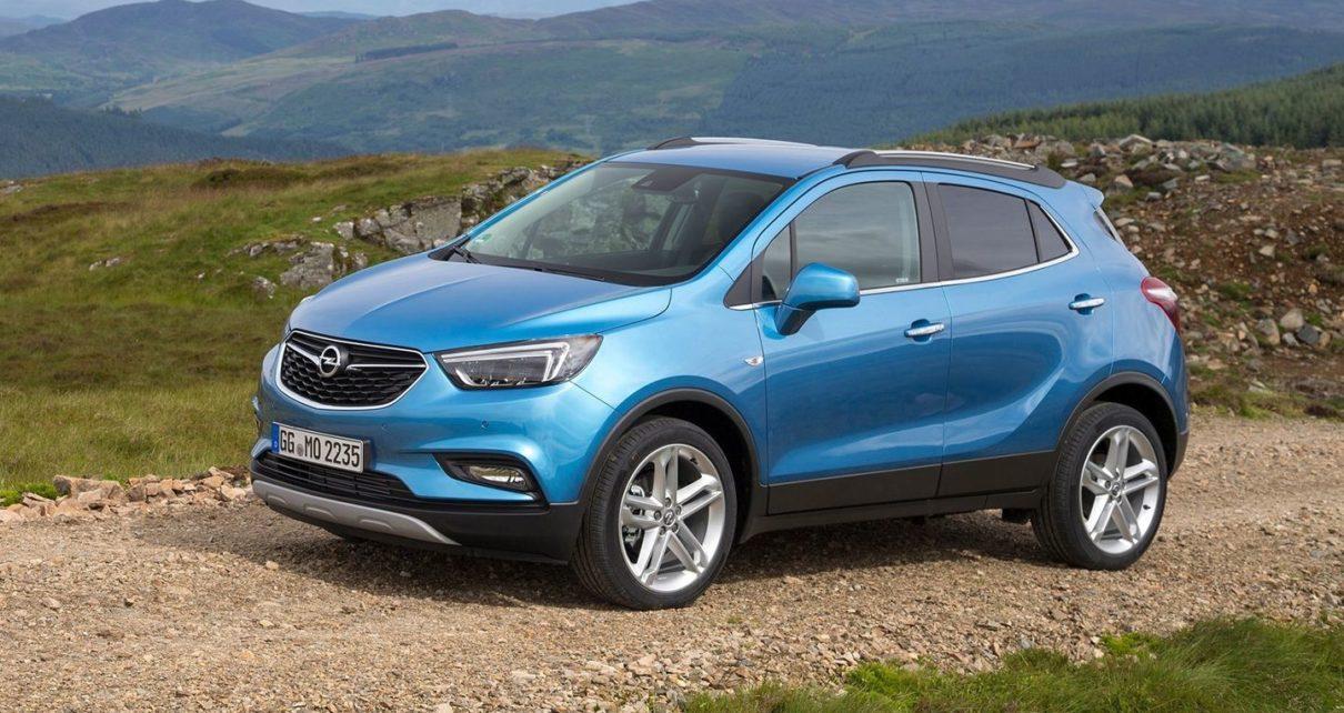 Scheda tecnica Opel Mokka X