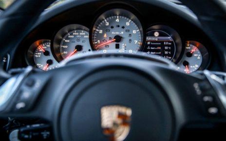 Multa a Porsche
