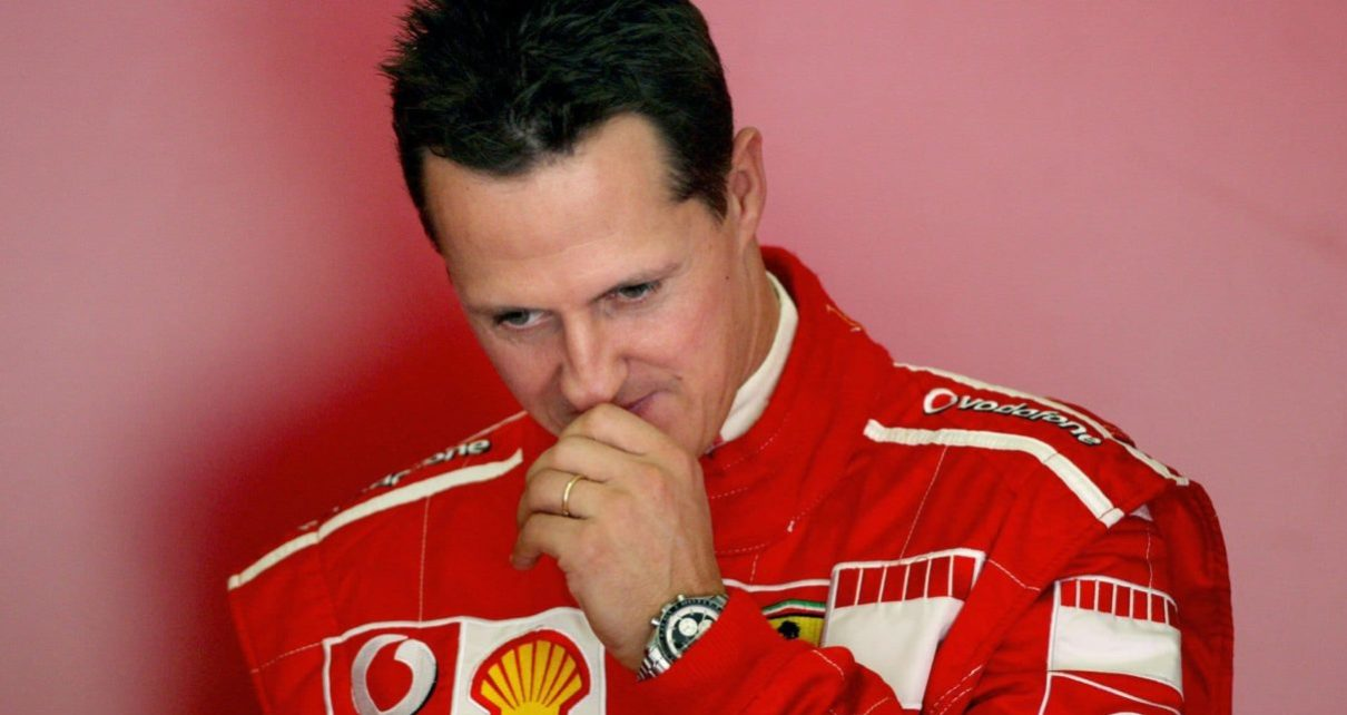Domenicali su Schumacher