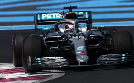 Gran Premio di Francia Formula 1 Hamilton