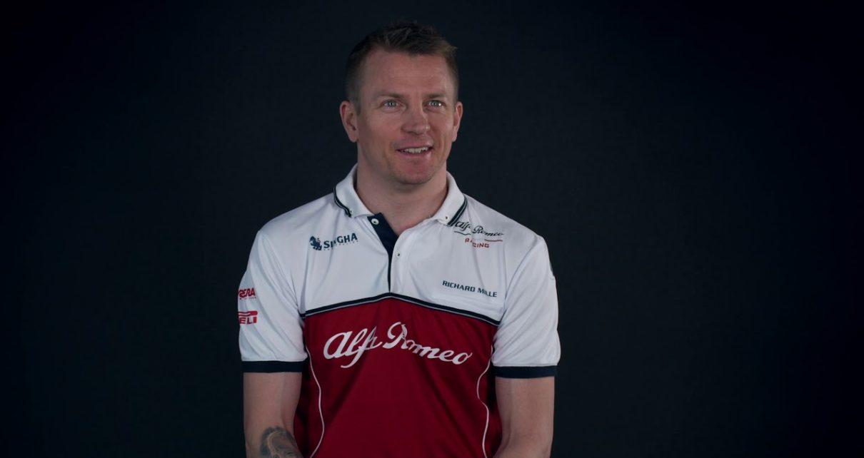Intervista a Raikkonen