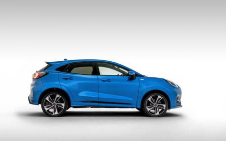 Nuova Ford Puma
