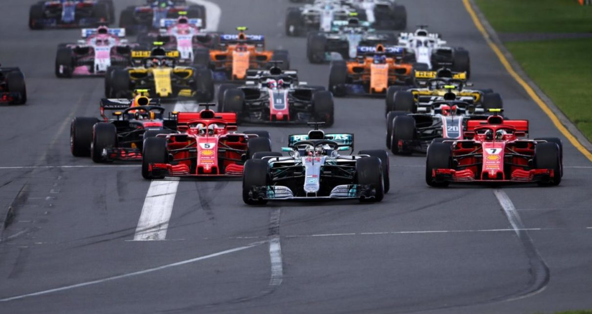 Nuovo regolamento Formula 1