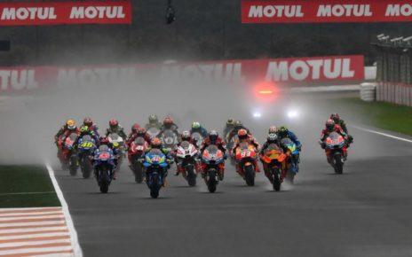 Test di Brno MotoGP