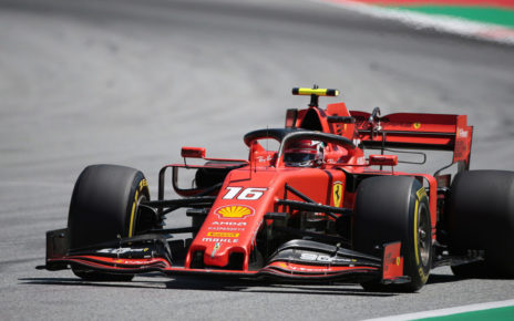 Qualifiche GP d'Austria