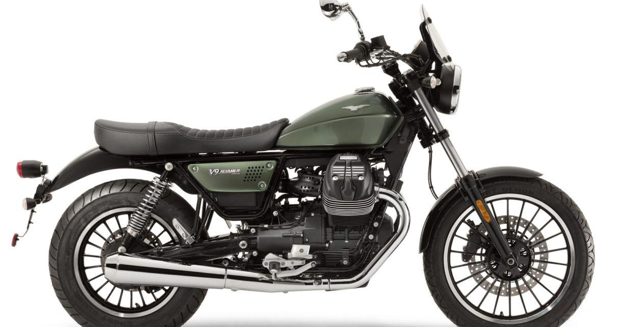 Scheda tecnica Moto Guzzi V9