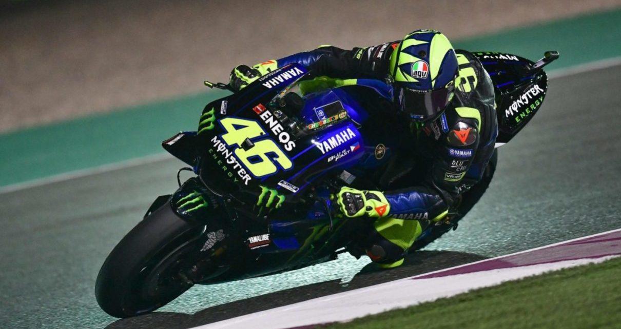 Rossi lascia la Yamaha