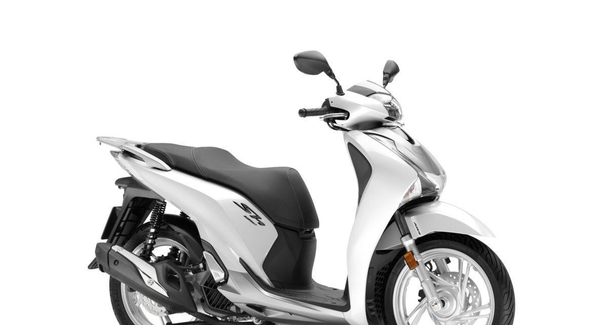 Scheda tecnica Honda SH
