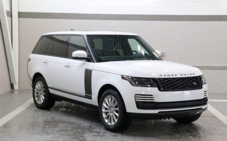 Scheda tecnica Land Rover Range Rover