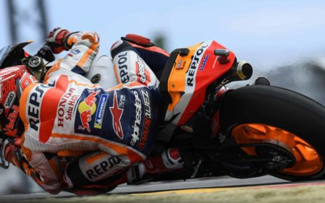 Qualifiche Brno Marquez