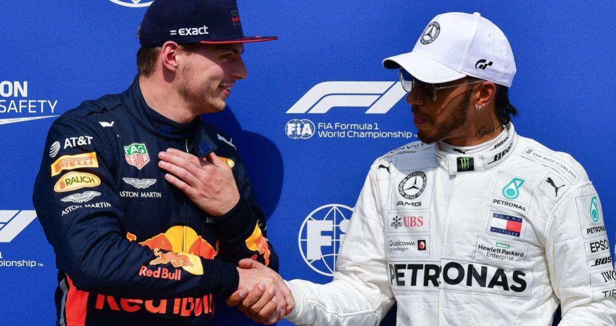 Gran Premio di Hockenheim Verstappen Vettel