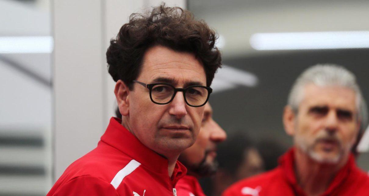 Nuovo direttore tecnico Ferrari Binotto