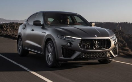 Maserati Levante V8