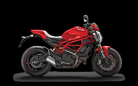 Scheda tecnica Ducati Monster 797