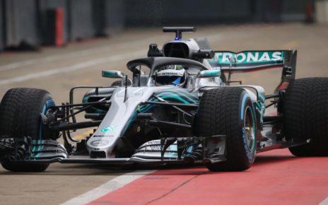 Nuovo telaio Mercedes