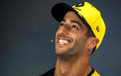 Ricciardo alla Renault