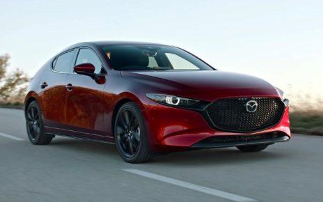 Scheda tecnica Mazda 3