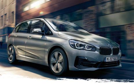 Autonomia BMW Serie 2 Active Tourer 225xe