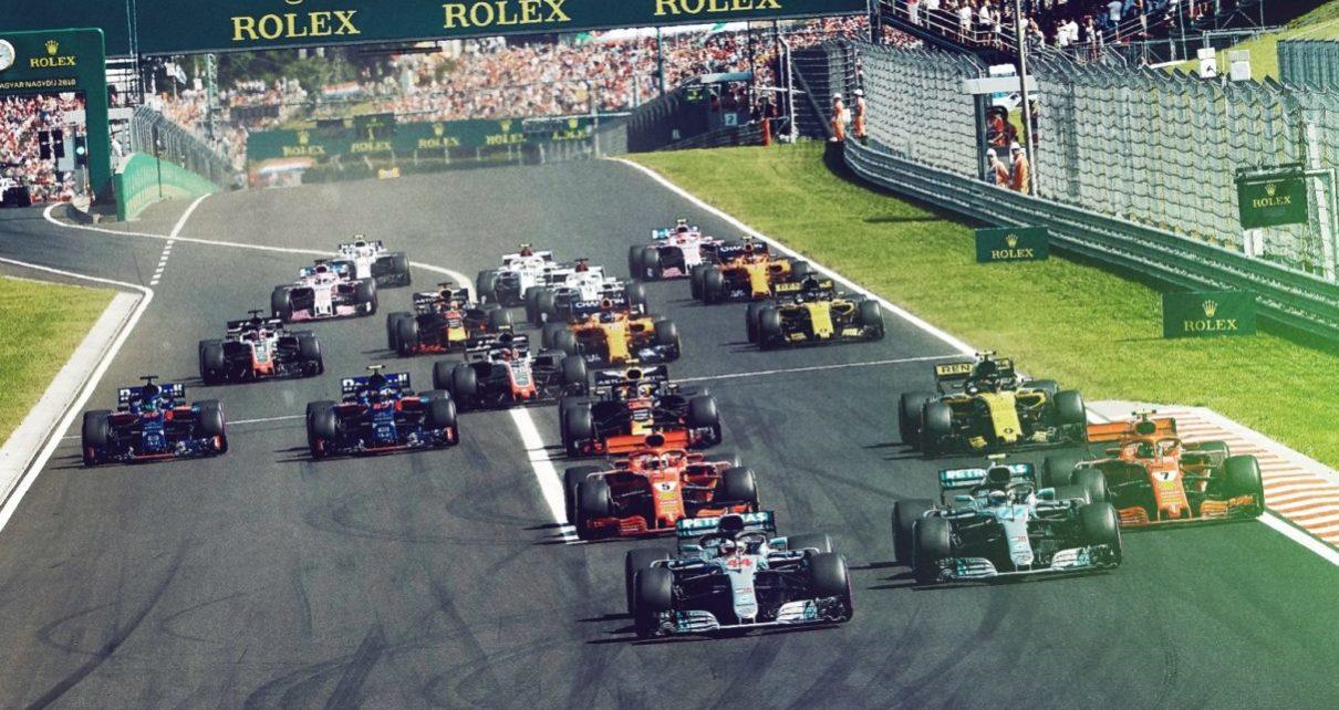 Gran Premio di Ungheria Formula 1