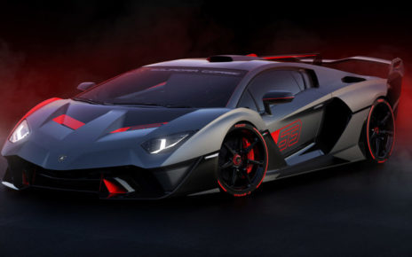 Lamborghini SC18 Alston a Le Mans