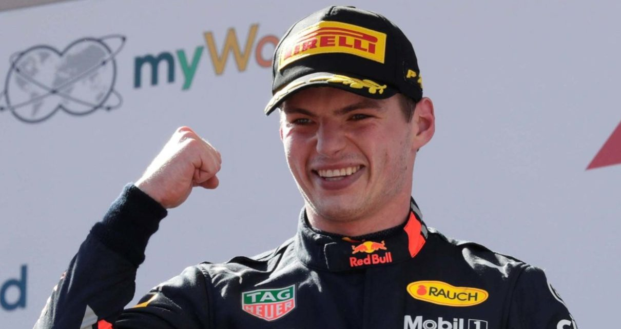 Qualifiche Budapest F1 Verstappen