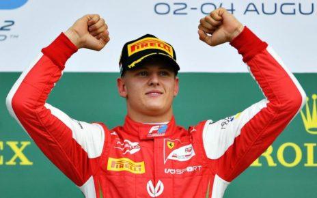 Vittoria di Mick Schumacher in Formula 2